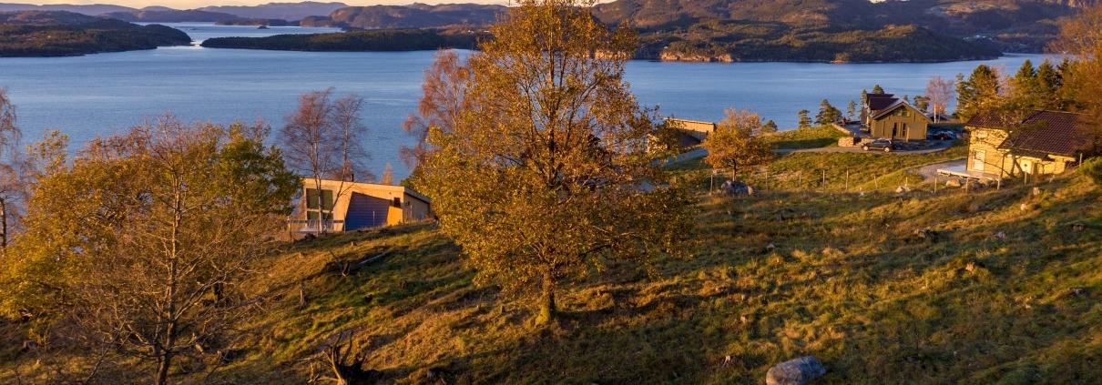 Lysåsen - Tomt 12 -13 -14, Foto Mattis Espedal Hohmann